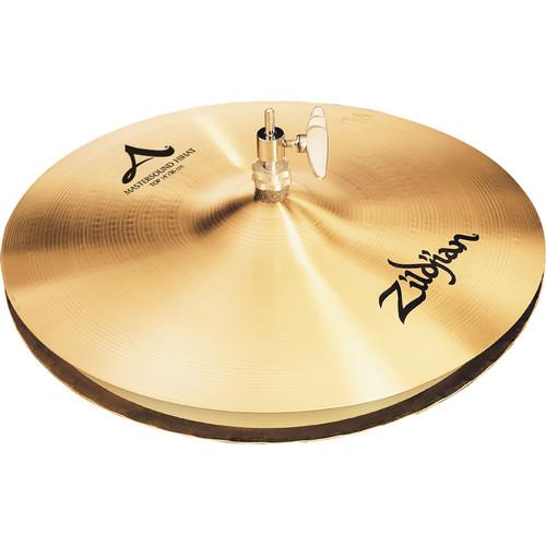 """Zildjian 14"""" A Zildjian Mastersound Hi-Hat Cymbals (Pair)"""