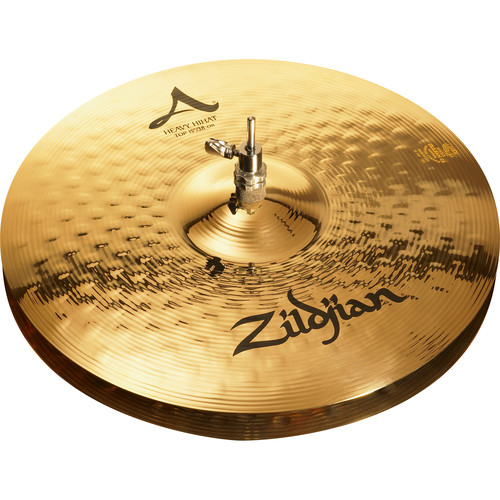 """Zildjian 15"""" A Zildjian Heavy Hi-Hat Cymbals (Pair)"""