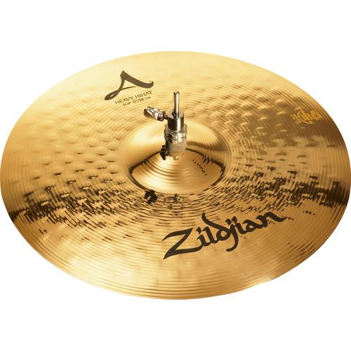 "Zildjian 15"" A Zildjian Heavy Hi-Hat Cymbal (Top)"