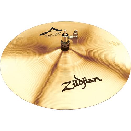 """Zildjian 14"""" A Zildjian Rock Hi-Hat Cymbal (Top)"""