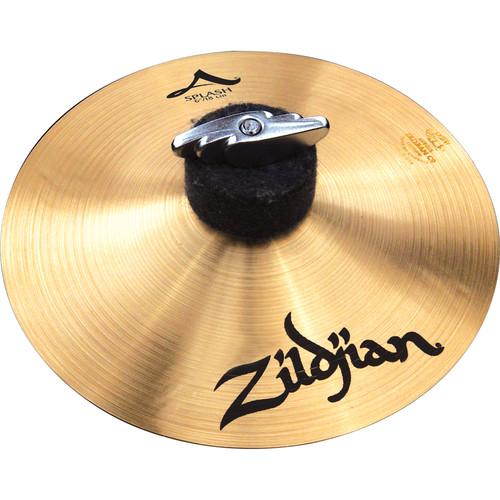 "Zildjian 6"" A Zildjian Splash Cymbal"