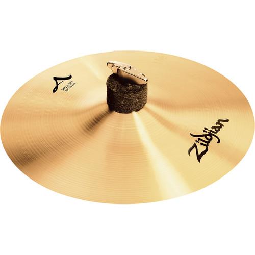 "Zildjian 10"" A Zildjian Splash Cymbal"