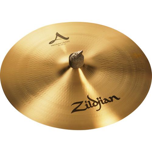 """Zildjian 16"""" A Zildjian Medium Crash Cymbal"""