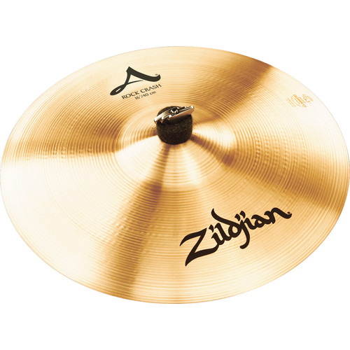 "Zildjian 16"" A Zildjian Rock Crash Cymbal"