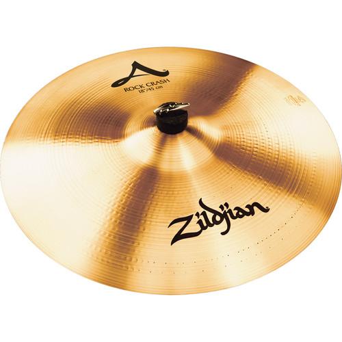 """Zildjian 18"""" A Zildjian Rock Crash Cymbal"""