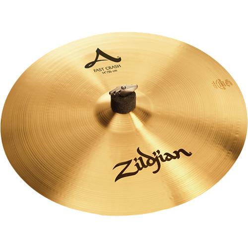 """Zildjian 14"""" A Zildjian Fast Crash Cymbal"""