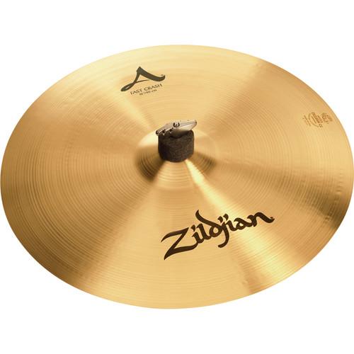 """Zildjian 16"""" A Zildjian Fast Crash Cymbal"""