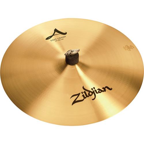 """Zildjian 17"""" A Zildjian Fast Crash Cymbal"""