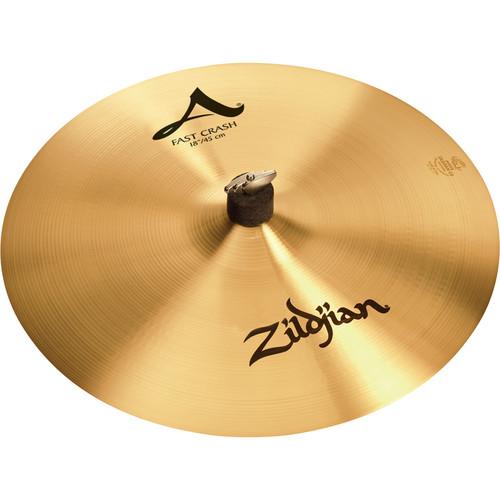 """Zildjian 18"""" A Zildjian Fast Crash Cymbal"""