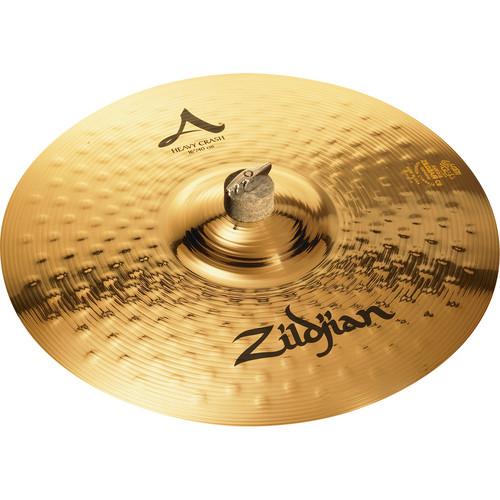 """Zildjian 16"""" A Zildjian Heavy Crash Cymbal"""