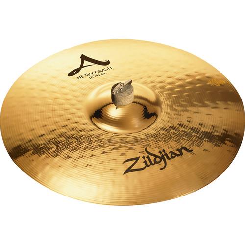 """Zildjian 18"""" A Zildjian Heavy Crash Cymbal"""