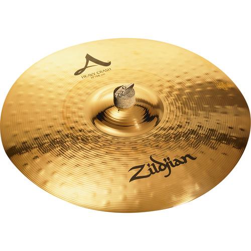 """Zildjian 19"""" A Zildjian Heavy Crash Cymbal"""