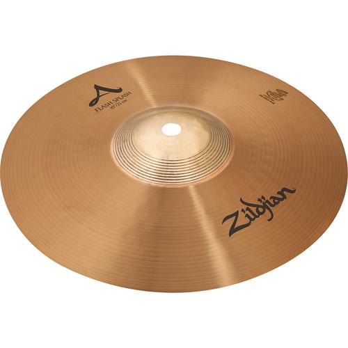 """Zildjian 10"""" A Zildjian Flash Splash Cymbal"""