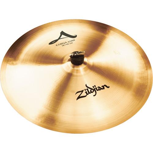 """Zildjian 18"""" A Zildjian China Low Cymbal"""