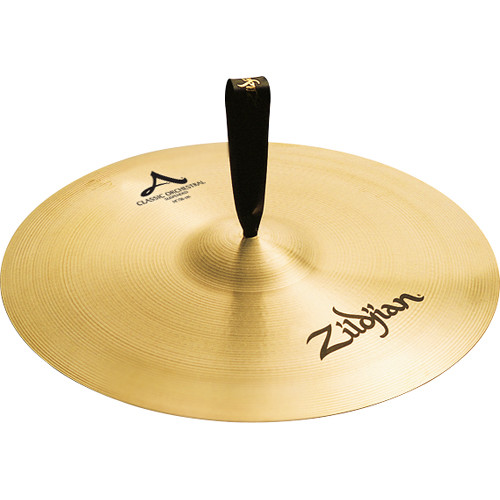 "Zildjian 14"" A Zildjian Classic Orchestral Selection Suspended Cymbal"