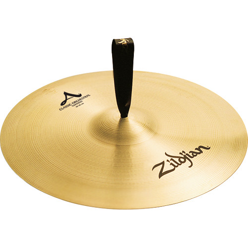"Zildjian 18"" A Zildjian Classic Orchestral Selection Suspended Cymbal"