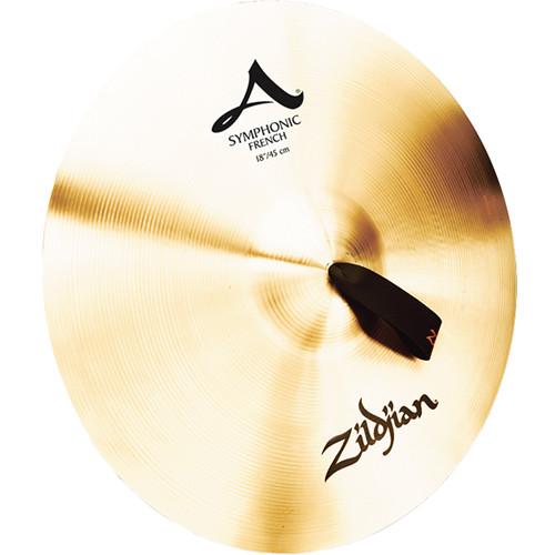 "Zildjian 18"" Symphonic French Single"