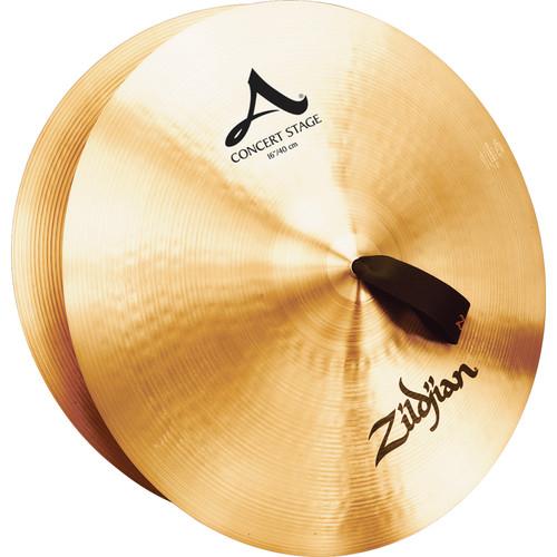 """Zildjian 16"""" A Zildjian Concert Stage Cymbals (Pair)"""