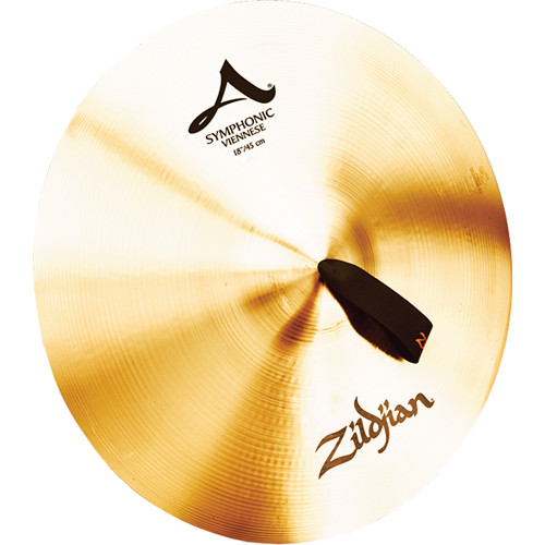 "Zildjian 18"" Symphonic Viennese Single"