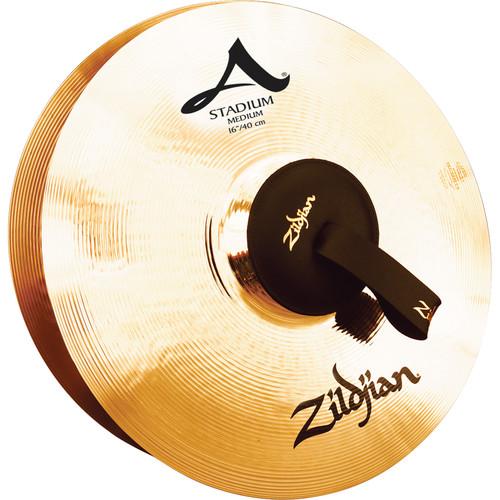 "Zildjian 16"" A Zildjian Stadium Series Medium Cymbals (Pair)"