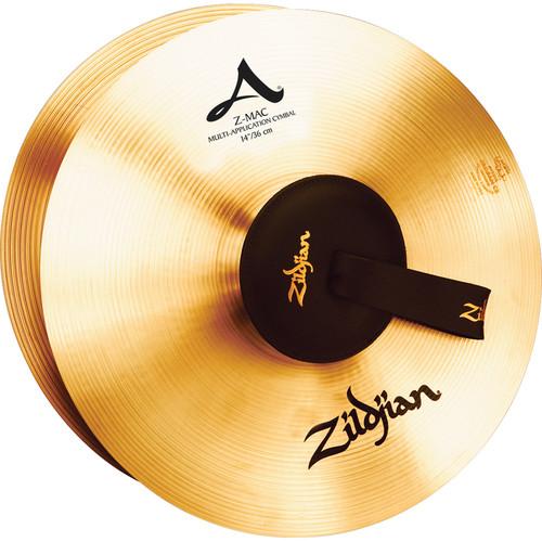 """Zildjian 14"""" A Zildjian Z-Mac Cymbals (Pair)"""