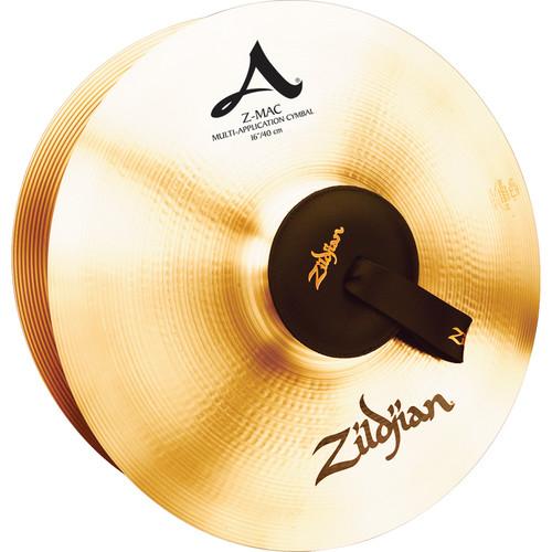 """Zildjian 16"""" A Zildjian Z-Mac Cymbals (Pair)"""