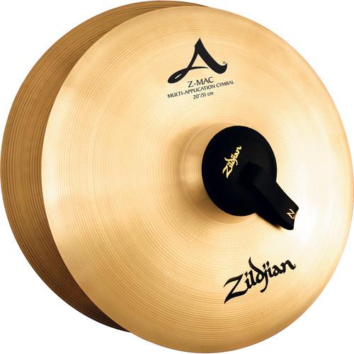 """Zildjian 20"""" A Zildjian Z-Mac Cymbals (Pair)"""