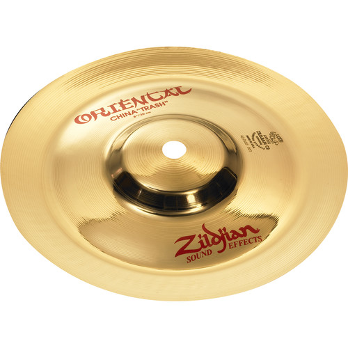 "Zildjian 8"" FX Oriental China Trash Cymbal"