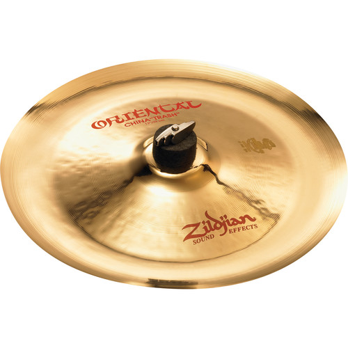 "Zildjian 13"" FX Oriental China Trash Cymbal"