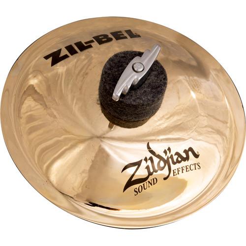 """Zildjian 6"""" FX Zil-Bel Cymbal (Small)"""