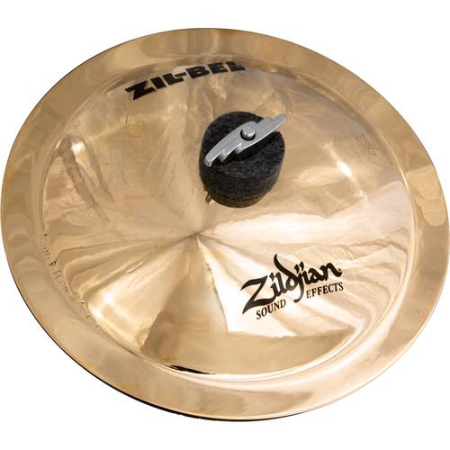 """Zildjian 9.5"""" FX Zil-Bel Cymbal (Large)"""