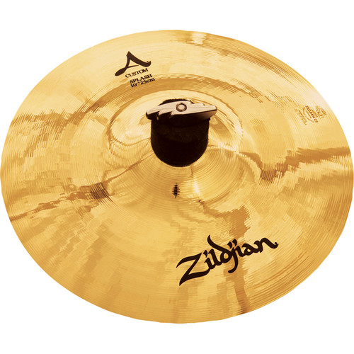 "Zildjian 10"" A Custom Splash Cymbal"