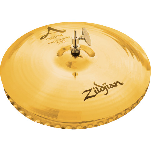"Zildjian 15"" A Custom Mastersound Hi-Hat Cymbals (Pair)"