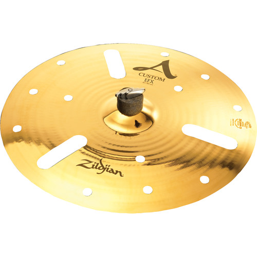 "Zildjian 16"" A Custom EFX Crash Cymbal"