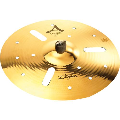 "Zildjian 18"" A Custom EFX Crash Cymbal"