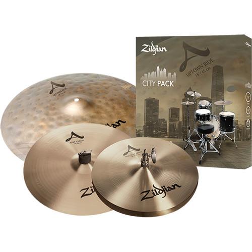 Zildjian City Pack 4-Cymbal Set