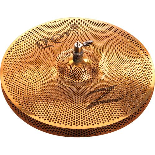 "Zildjian 14"" Gen16 Buffed Bronze Hi-Hat Cymbals (Pair)"