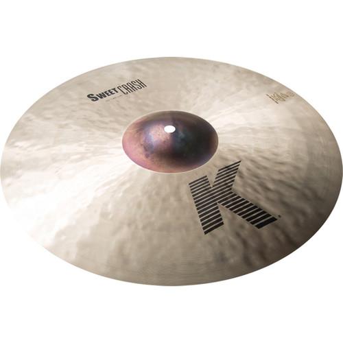 """Zildjian 16"""" K Zildjian Sweet Crash Cymbal"""