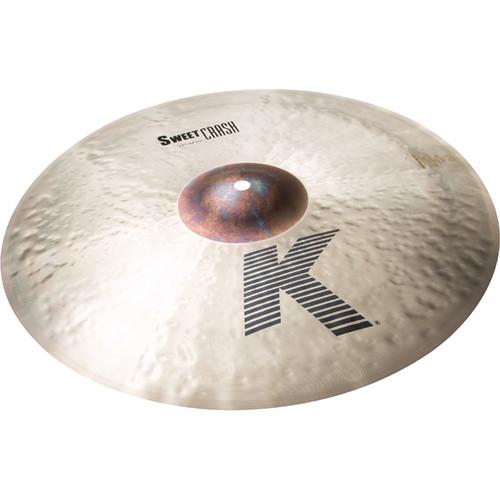 """Zildjian 17"""" K Zildjian Sweet Crash Cymbal"""