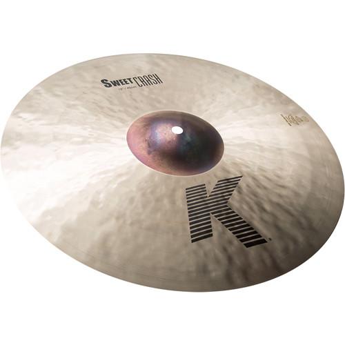"""Zildjian 18"""" K Zildjian Sweet Crash Cymbal"""