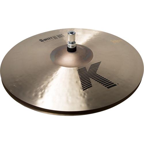 """Zildjian 15"""" K Zildjian Sweet Hi-Hat Cymbals (Pair)"""
