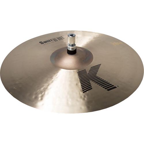 """Zildjian 15"""" K Zildjian Sweet Hi-Hat Cymbal (Top)"""