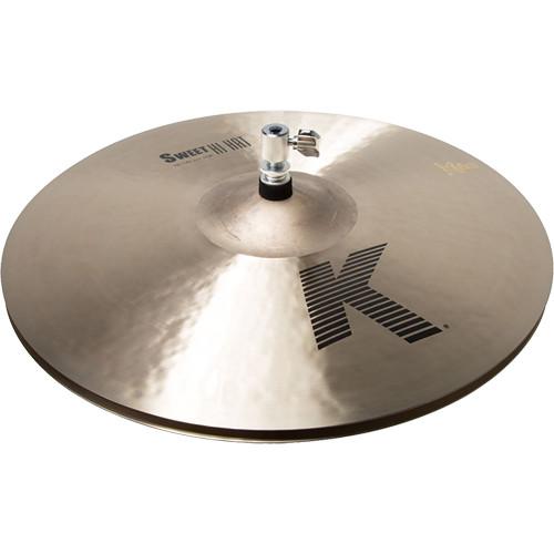"""Zildjian 16"""" K Zildjian Sweet Hi-Hat Cymbals (Pair)"""