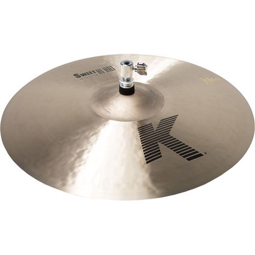"""Zildjian 16"""" K Zildjian Sweet Hi-Hat Cymbal (Top)"""