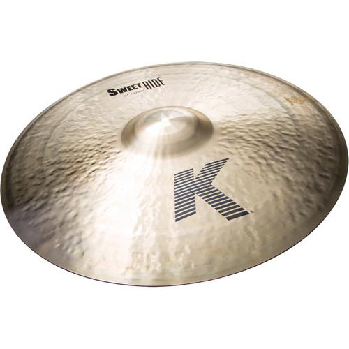 "Zildjian 21"" K Zildjian Sweet Ride Cymbal"