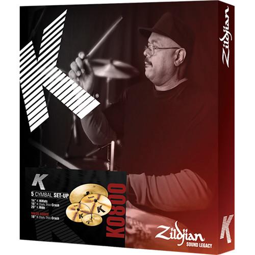 Zildjian K Zildjian Box Set Drumset Cymbals