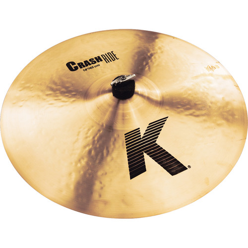 "Zildjian 18"" K Crash Ride Cymbal"