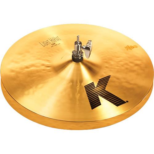 "Zildjian 14"" K Light Hi-Hat Cymbals (Pair)"