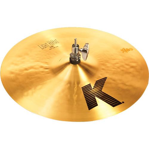 """Zildjian 14"""" K Light Hi-Hat Cymbal (Top)"""