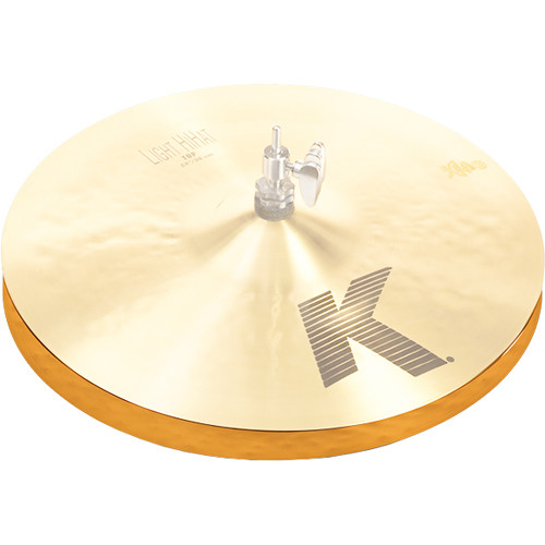 "Zildjian 14"" K Light Hi-Hat Cymbal (Bottom)"